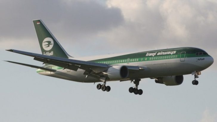 Irak Havayolları'nın Antalya- Bağdat Uçuşları Başladı