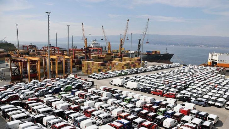 Otomotivde 2019 ihracat şampiyonları belli oldu