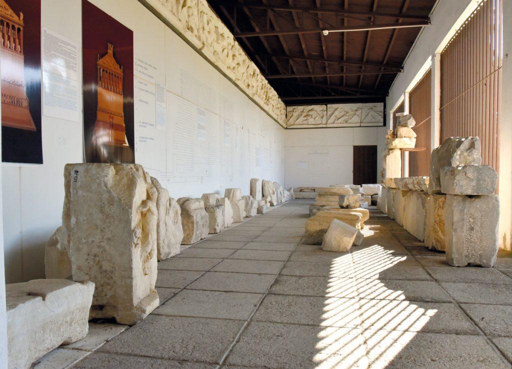 Bodrum Mausoleion Anıt Müzesi