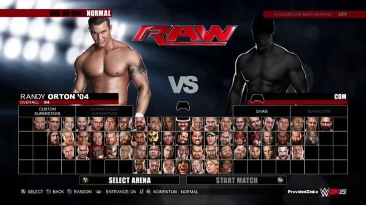 WWE 2K15 sistem gereksinimleri 1 - WWE 2K15 sistem gereksinimleri neler? Bilgi ve Haber