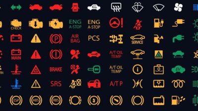 Arabalarda En Sık Yanan Arıza Lambaları Ne Anlama Geliyor?