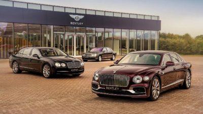 Bentley üretim adedini artırmayacak!