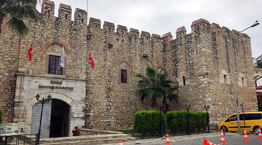 Sadrazam Öküz Mehmet Paşa Kervansarayı
