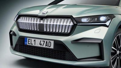 Skoda'nın ilk elektrikli SUV'u ortaya çıktı