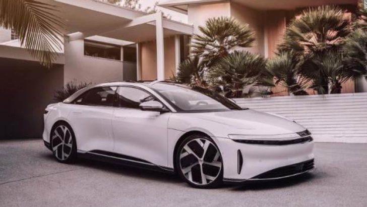 Tesla'nın yeni rakibi görücüye çıktı