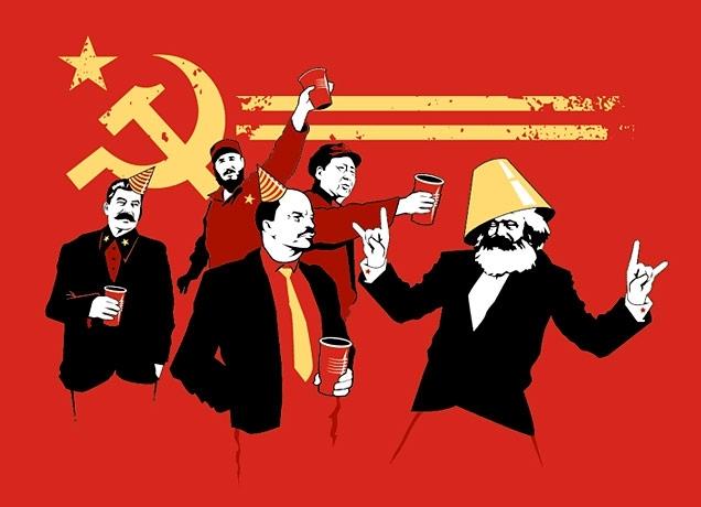 8. Ateistlerin hepsi komunisttir - Ateistler ile ilgili gerçek bilgiler ve yalanlar Bilgi ve Haber