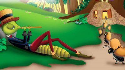 Ağustos böceği gerçekten tembel mi?