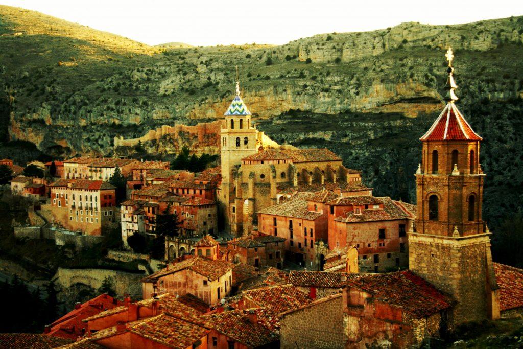 Albarracin Ispanya 1024x683 - Başkentlerinden Daha Güzel Avrupa Kasabaları Bilgi ve Haber