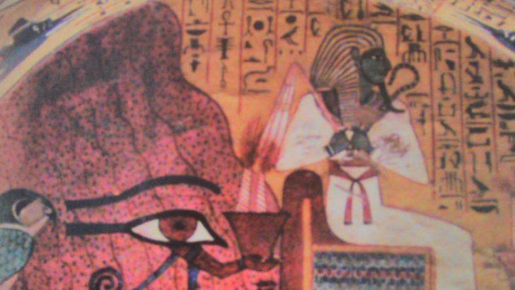 Antik Mısır'da Özel Mezarlar