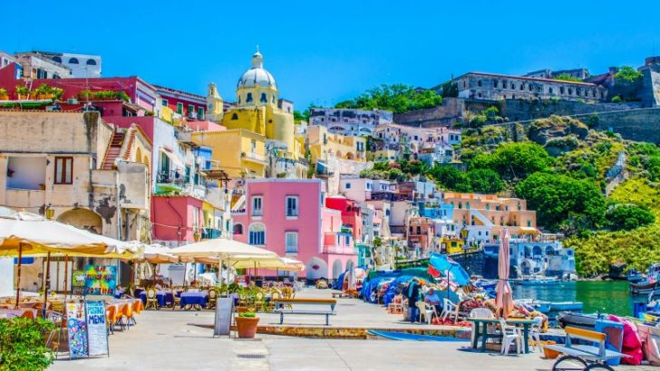 Başkentlerinden Daha Güzel Avrupa Kasabaları