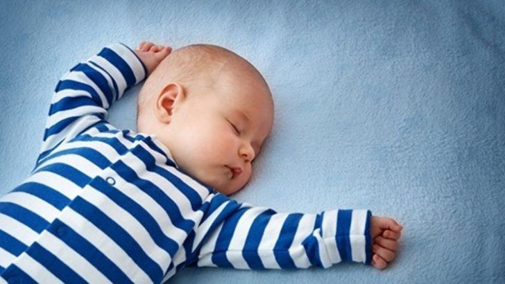 Bebeğinizin uyku düzenini sağlamak için bunlara dikkat edin