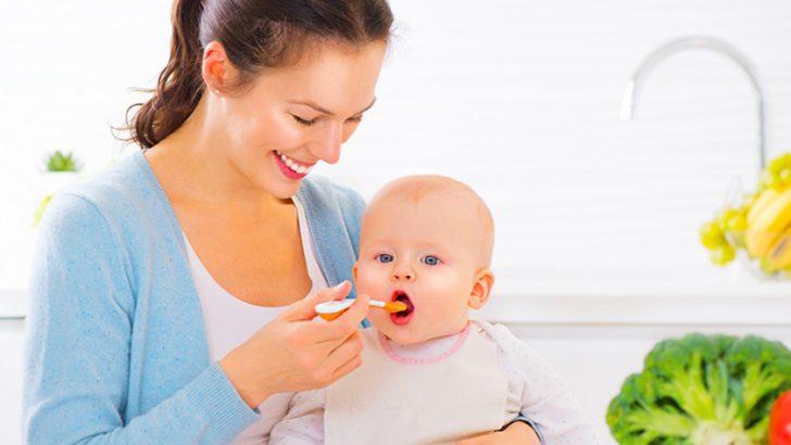 Bebeklerde Dengeli ve Sağlıklı Beslenme