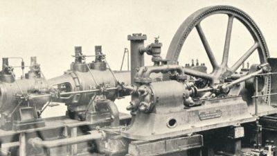 Buharlı Makinelerin Tarihi