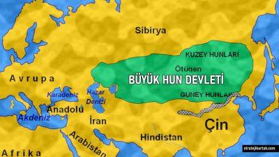 Tarihde Kurulan İlk Türk Devleti