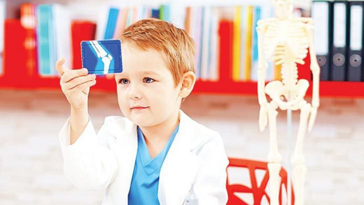 Çocuğunuzda Kemik Erimesi Olabilir!