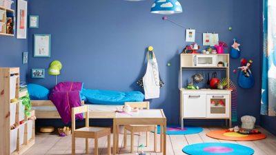 Çocuk Odaları anne babaya keyif, çocuğa Yalnızlık verir!