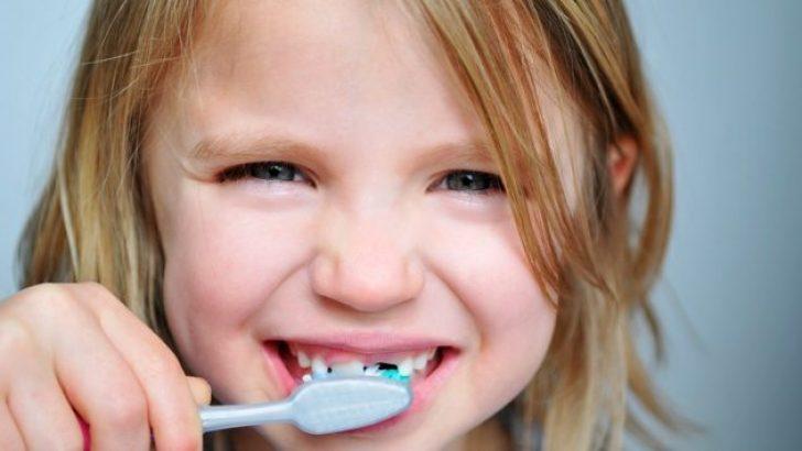 Çocuklarda Diş Sağlığında Dikkat Edilmesi Gerekenler