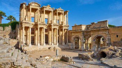 Efes Antik Kentinin Uygarlıkları