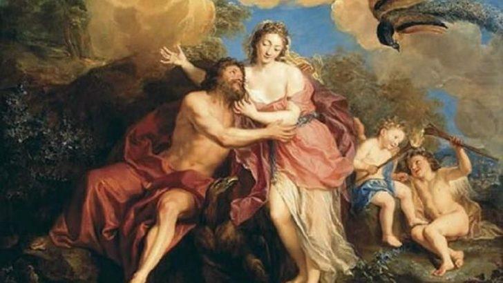 Mitolojide Zeus