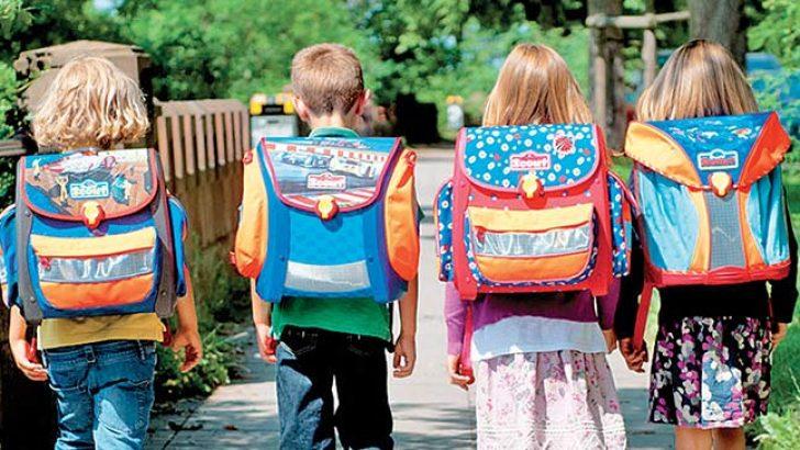 Okul çantası nasıl olmalı?