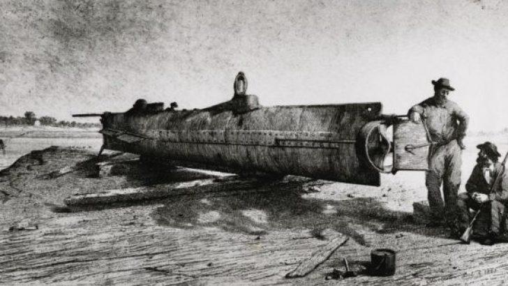 Osmalı'da İlk Denizaltı Ne Zaman Yapıldı