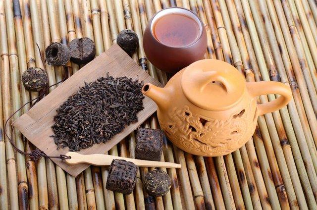 Pu Erh cayi - Yağ yakan bitki çayları Bilgi ve Haber