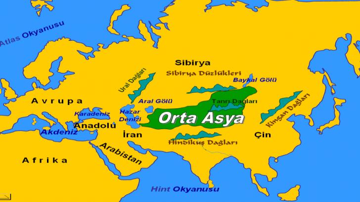 Türklerin Ana Yurdu ve Eski Türk Kültürleri