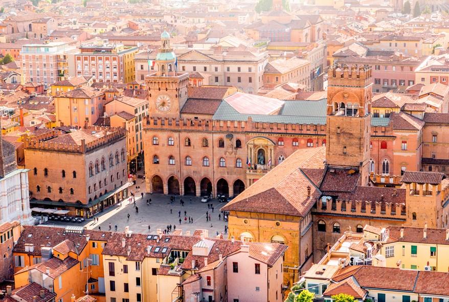 bologna - Başkentlerinden Daha Güzel Avrupa Kasabaları Bilgi ve Haber