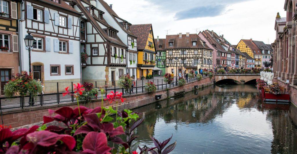 colmar 1024x534 - Başkentlerinden Daha Güzel Avrupa Kasabaları Bilgi ve Haber