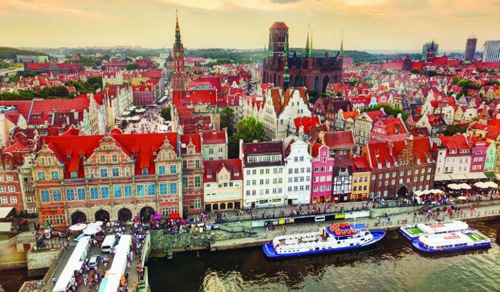 gdansk 1024x599 - Başkentlerinden Daha Güzel Avrupa Kasabaları Bilgi ve Haber