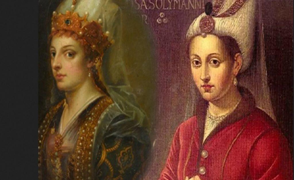 hurrem sultan 1024x628 - Kanuni Sultan Süleyman eşleri ve çocukları hakkında bilgi Bilgi ve Haber