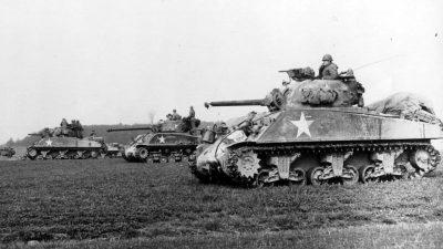 İlk Tank Ne Zaman Kullanıldı