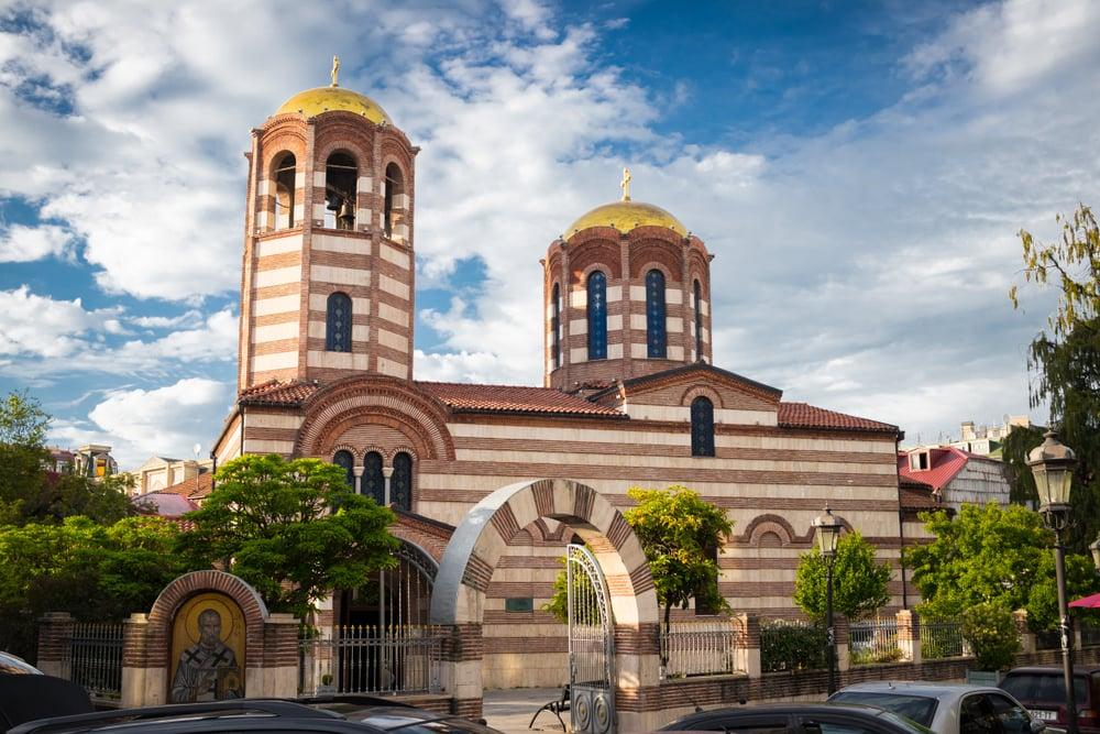 st nicholas kilisesi - Gürcistan Gezilecek Yerler Bilgi ve Haber