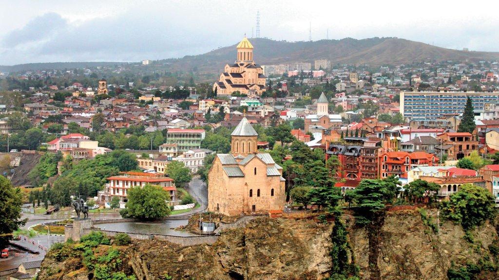 tiflis2 - Gürcistan Gezilecek Yerler Bilgi ve Haber