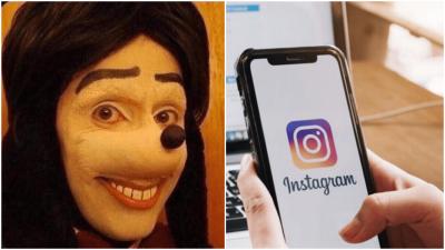 Instagram hesaplarını 5 saniyede kapattıran fotoğraf