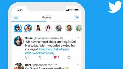Twitter hikaye özelliği nasıl yapılır?