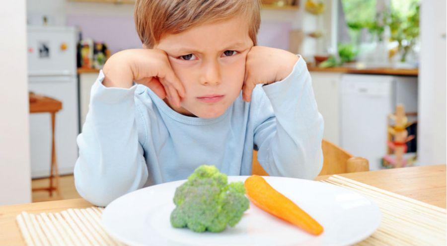 Çocuğunuz Yemek Seçiyorsa