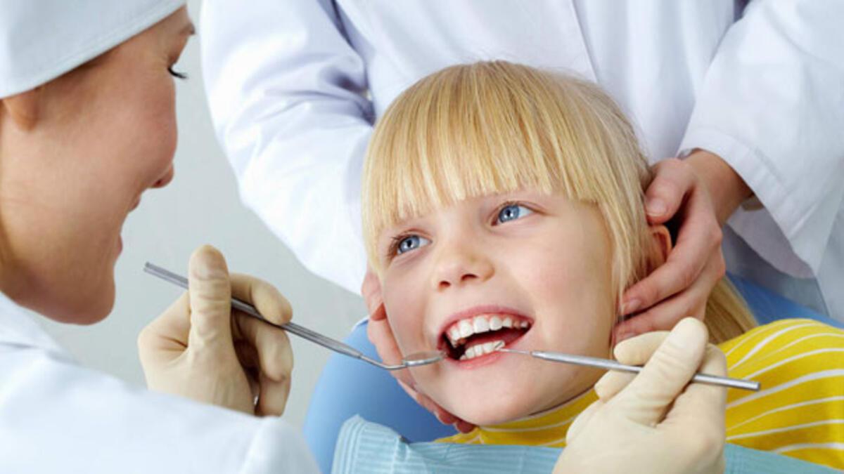 Çocuğunuza Diş Hekimi Seçerken Dikkat