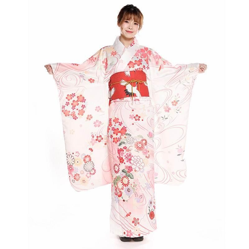 Japonya Giysileri Furisode