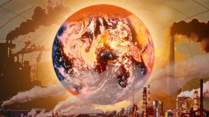 Küresel Isınma Nedir?