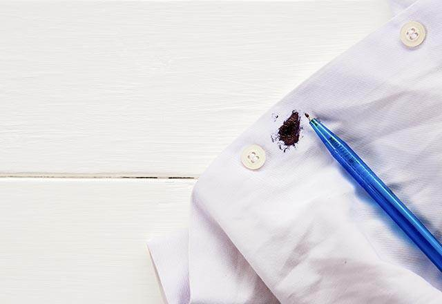 Tükenmez Kalem Lekeleri Nasıl Yok Edilir
