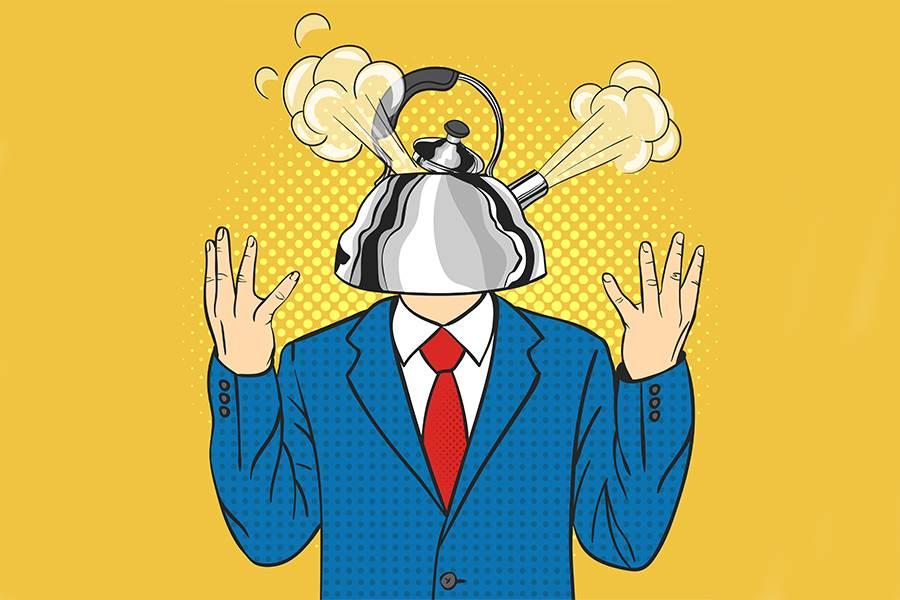 İş Yerinde Öfke Kontrolü Nasıl Yapılır