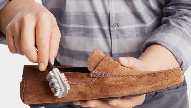 Süet Ayakkabı Nasıl Temizlenir