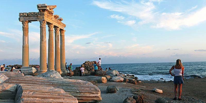 Antalya Side Gezilecek Yerler