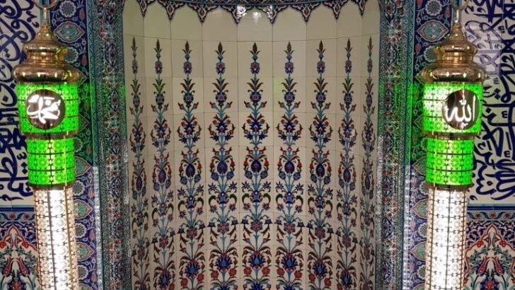 Camilerde Kullanılan Şamdanların Detaylı İncelemesi