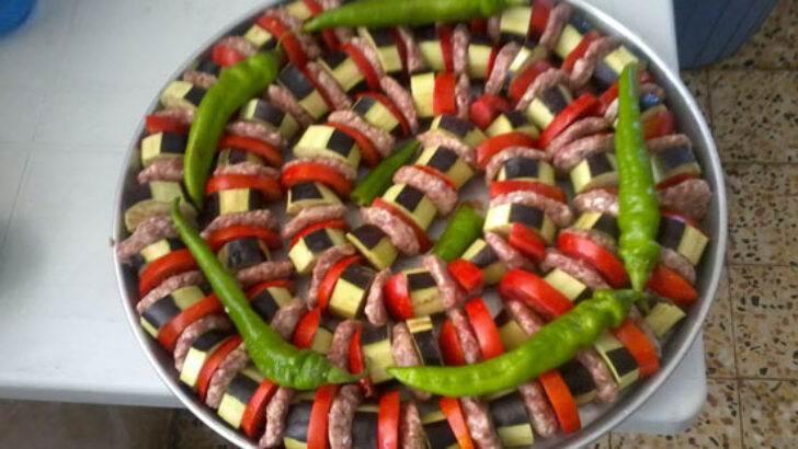 Patlıcan Kebabı Tarifi