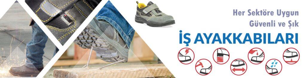 Koruyucu İş Ayakkabısı Seçimi