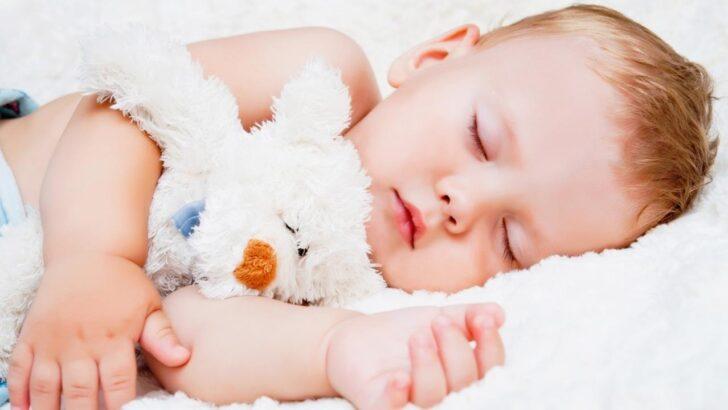 1 Yaş İtibariyle Bebeğinizin Uyku Düzeni