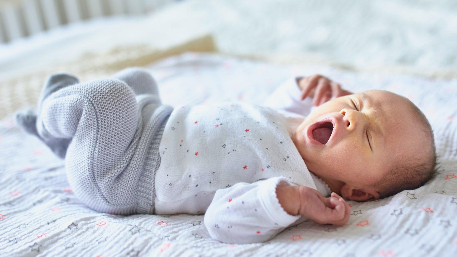 1 Yaşına Kadar Bebeğinizin Uyku Düzeni