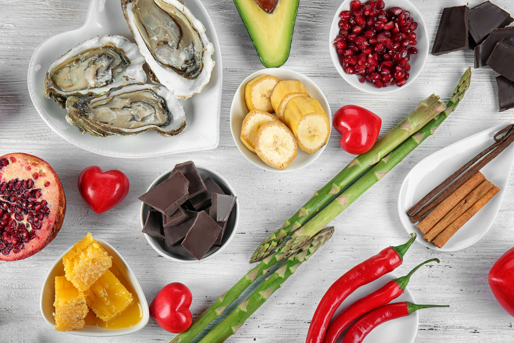 Afrodizyak Etkisi Yaratan Yiyecekler